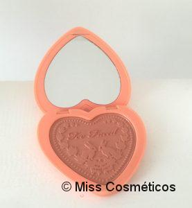 Too Faced Love Flush I Will Always Love You - cajita abierta