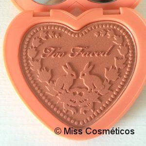 Too Faced Love Flush I Will Always Love You - tono