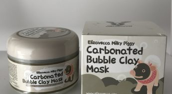 Mascarilla Elizavecca Milky Piggy Carbonated Bubble Clay Mask